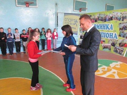 «Розминка від чемпіона» завітала на Радивилівщину (фото) - фото 2