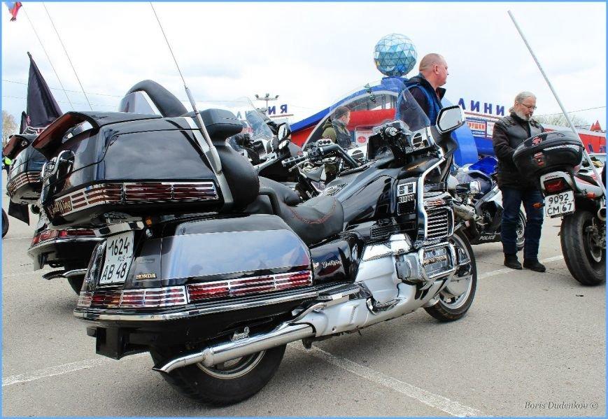 Брянские байкеры попробовали асфальт (фото) - фото 2