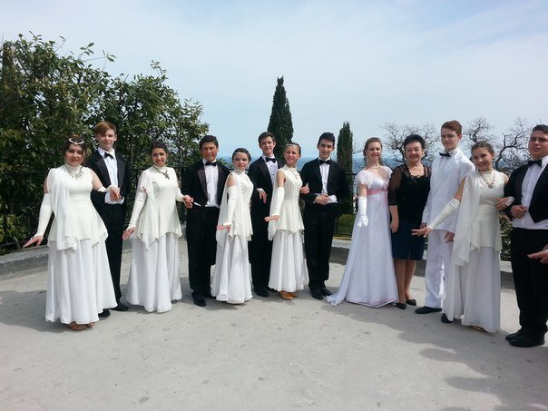 Ливадийская шкона-интернат ярко представила мунмципалитет на V Республиканском фестивале выпускников