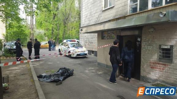 В Киеве известный политолог выпал с 9 этажа (ФОТО), фото-2