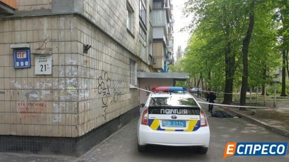 В Киеве известный политолог выпал с 9 этажа (ФОТО), фото-1