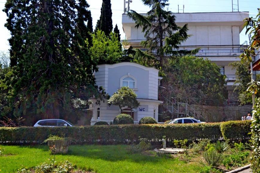 Ливадийский дворец – памятник или…? (фото) - фото 11