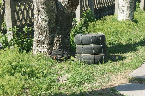 Подозрительную сумку саперы обнаружили в Каховке (Фото) (фото) - фото 3
