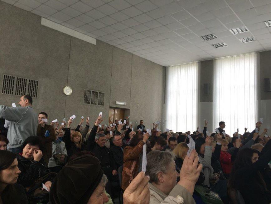 В Жовтневом районе Кривого Рога проходят общественные слушания по переименованию городских объектов (ФОТО) (фото) - фото 2