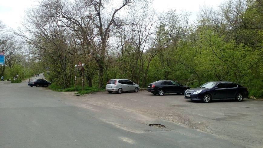 7ce256475f50c2f0b3dd01dbbabe45e2 Одесские велосипедисты перекрыли часть Трассы здоровья для автохамов