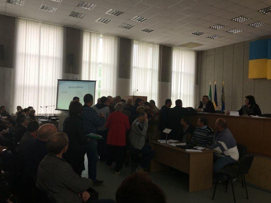Жовтневый район Кривого Рога переименуют в Покровский (ФОТО) (фото) - фото 1