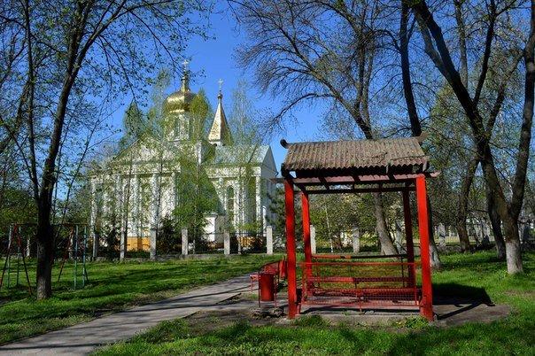 Пустырь за спасо-преображенским храмом превращается в цветущий парк (+фото) (фото) - фото 2