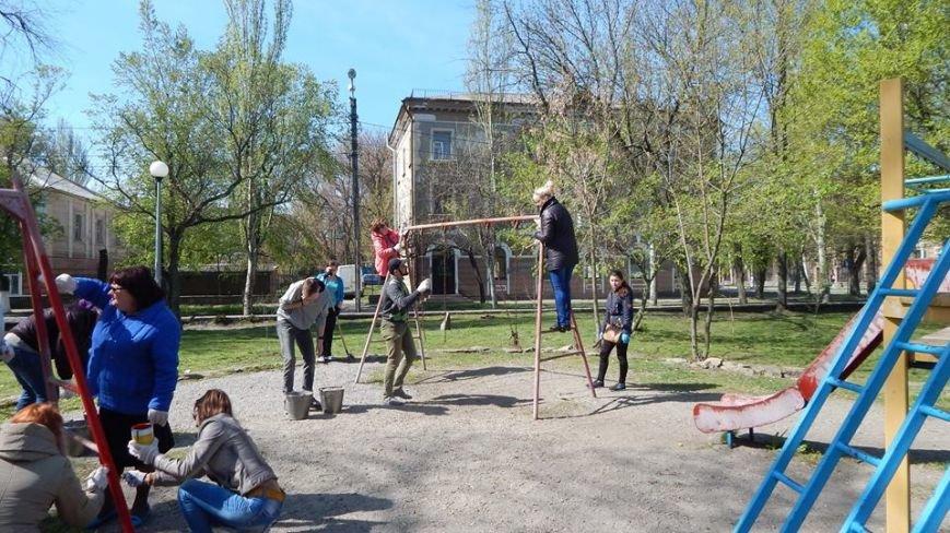 Творческая инициатива объединила бердянцев в благородном деле (фото) - фото 10