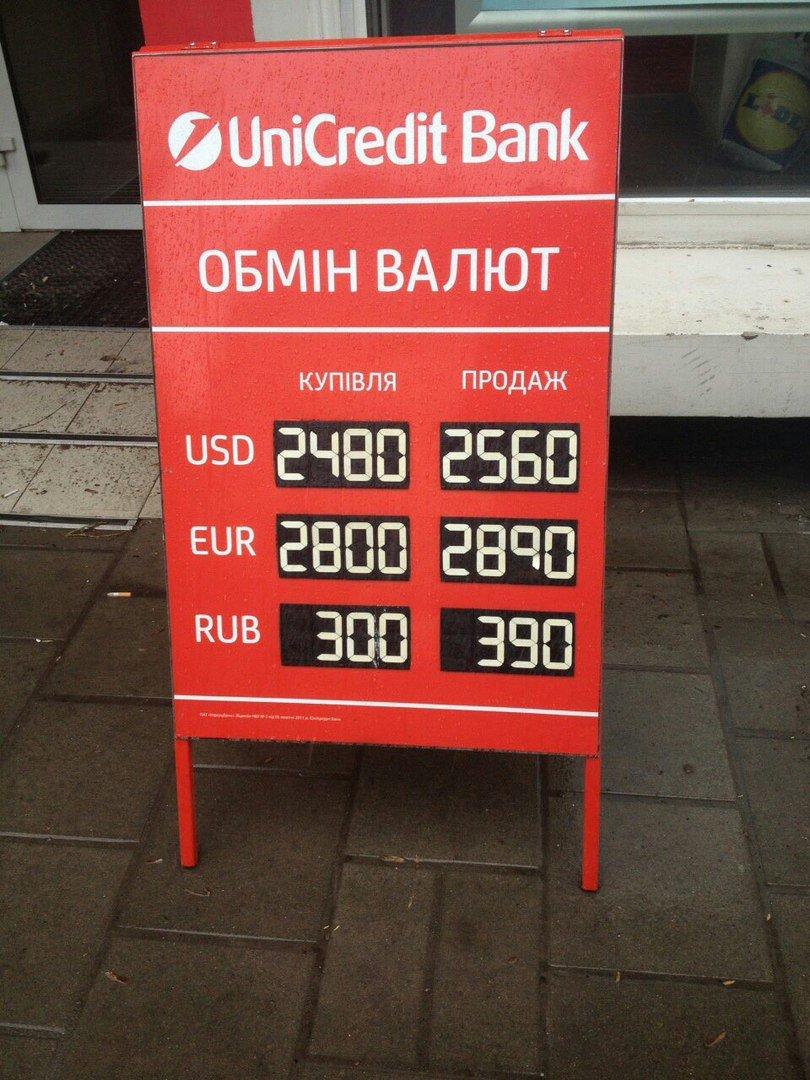 Скільки коштує долар та євро у Львові: реальний курс валют станом на 25 квітня (ФОТО) (фото) - фото 2