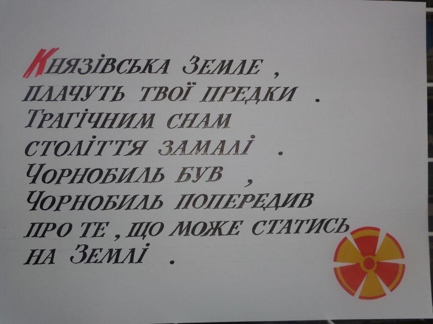«Нашей планете хватит одного Чернобыля» - в Красноармейске (Покровске) почтили память жертв катастрофы на Чернобыльской АЭС (фото) - фото 20