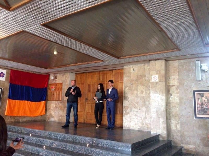 У Черкасах вшанували пам'ять жертв геноциду вірмен (ФОТО), фото-1