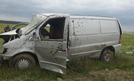 На Костопільщині жахлива ДТП (ФОТО) (фото) - фото 2