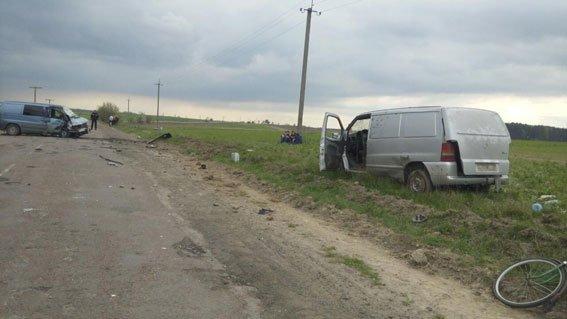 На Костопільщині жахлива ДТП (ФОТО) (фото) - фото 3
