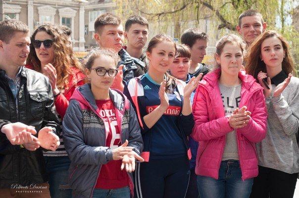 Студенты Бердянска учились бороться за экологическую чистоту своего города, фото-2