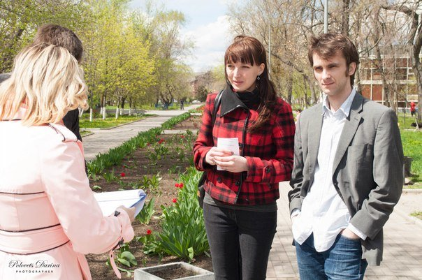 Студенты Бердянска учились бороться за экологическую чистоту своего города (фото) - фото 9