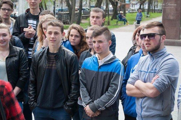 Студенты Бердянска учились бороться за экологическую чистоту своего города (фото) - фото 3
