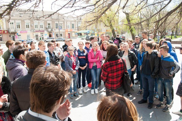 Студенты Бердянска учились бороться за экологическую чистоту своего города (фото) - фото 4