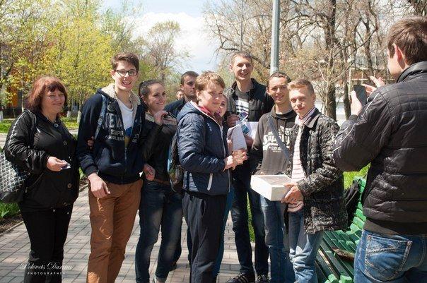 Студенты Бердянска учились бороться за экологическую чистоту своего города (фото) - фото 15