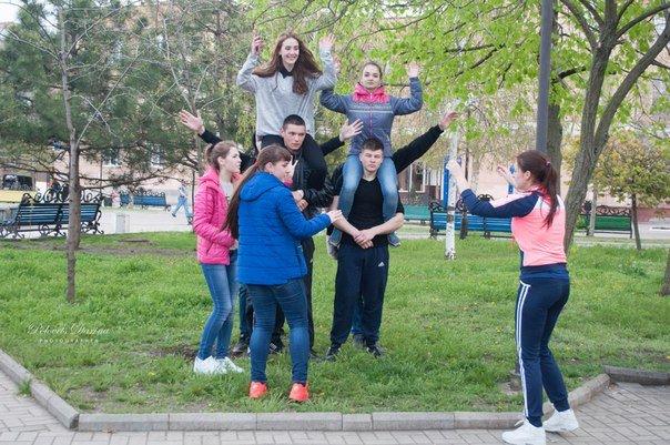 Студенты Бердянска учились бороться за экологическую чистоту своего города (фото) - фото 7
