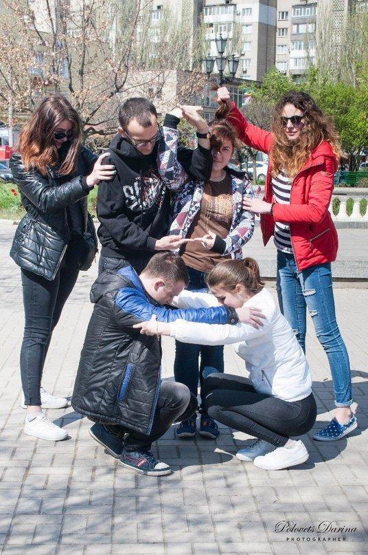 Студенты Бердянска учились бороться за экологическую чистоту своего города, фото-1