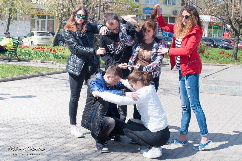 Студенты Бердянска учились бороться за экологическую чистоту своего города (фото) - фото 14