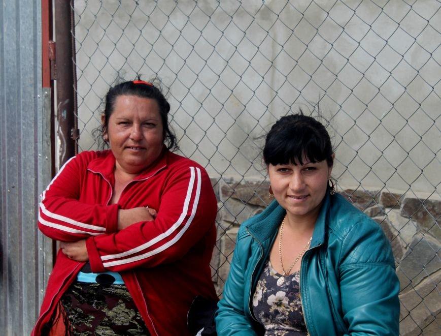 Один день з життя циганського табору на Ужгородщині: фоторепортаж, фото-13