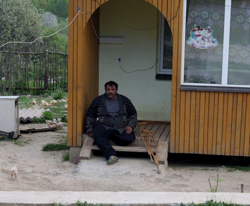 Один день з життя циганського табору на Ужгородщині: фоторепортаж, фото-8