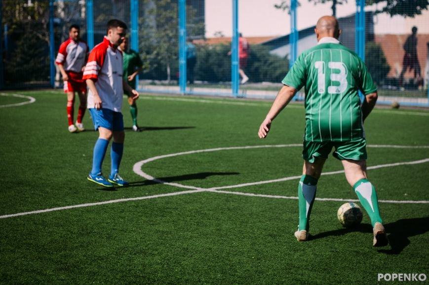 А вы уже видели, как кременчугские депутаты в футбол и волейбол играют? (ФОТО), фото-5