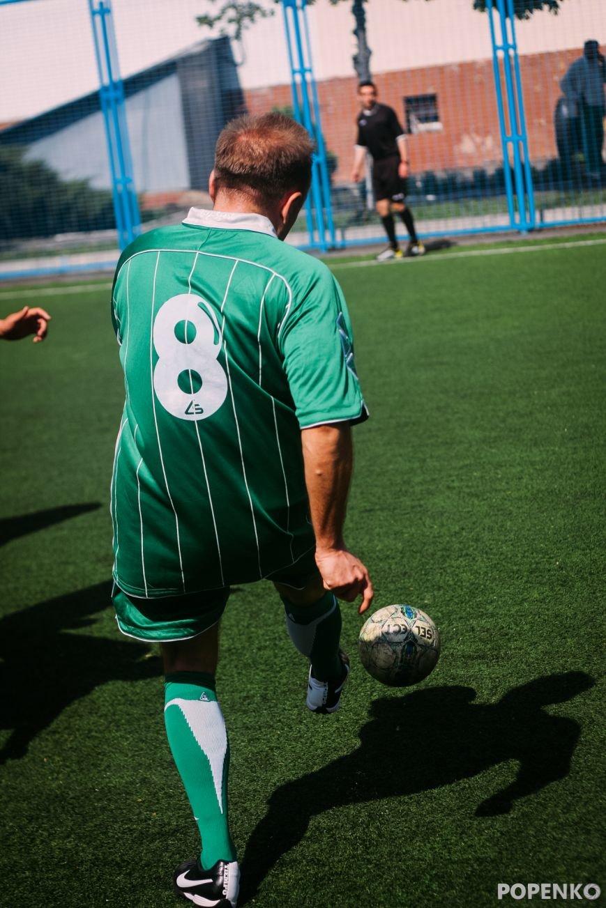 А вы уже видели, как кременчугские депутаты в футбол и волейбол играют? (ФОТО), фото-6