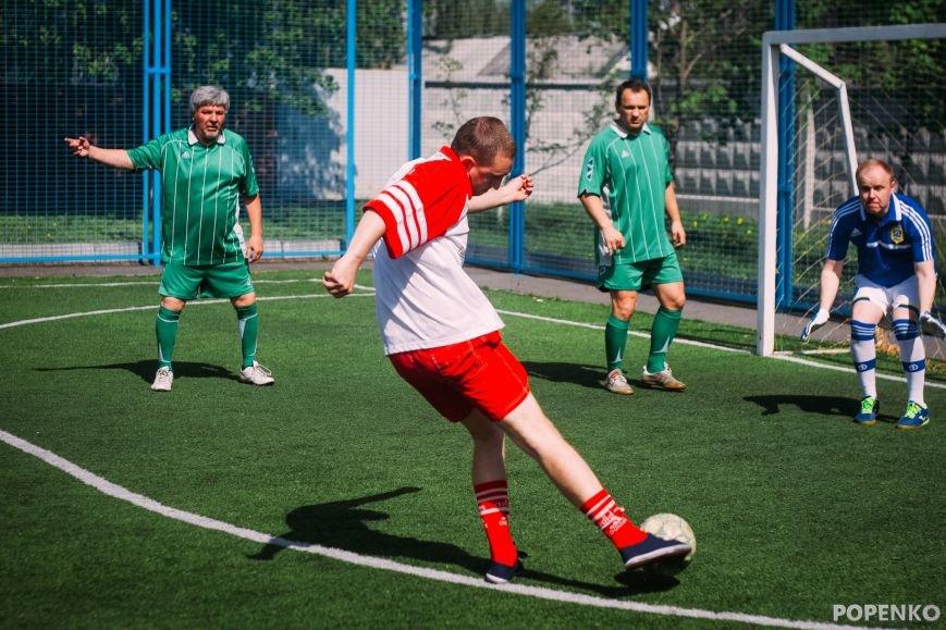 А вы уже видели, как кременчугские депутаты в футбол и волейбол играют? (ФОТО), фото-7