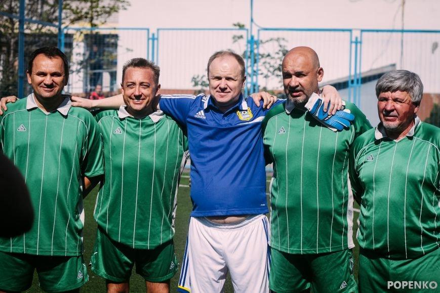 А вы уже видели, как кременчугские депутаты в футбол и волейбол играют? (ФОТО), фото-1