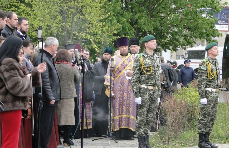 У Хмельницькому відбулися заходи вшанування 30-ої річниці трагедії на Чорнобильській АЕС (Фото) (фото) - фото 6