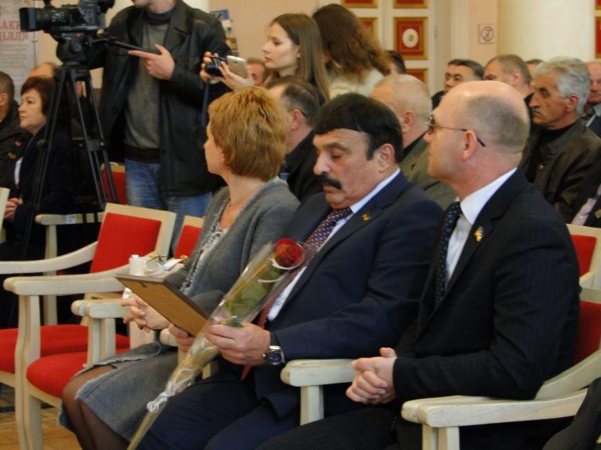 У Хмельницькому відбулися заходи вшанування 30-ої річниці трагедії на Чорнобильській АЕС (Фото) (фото) - фото 3