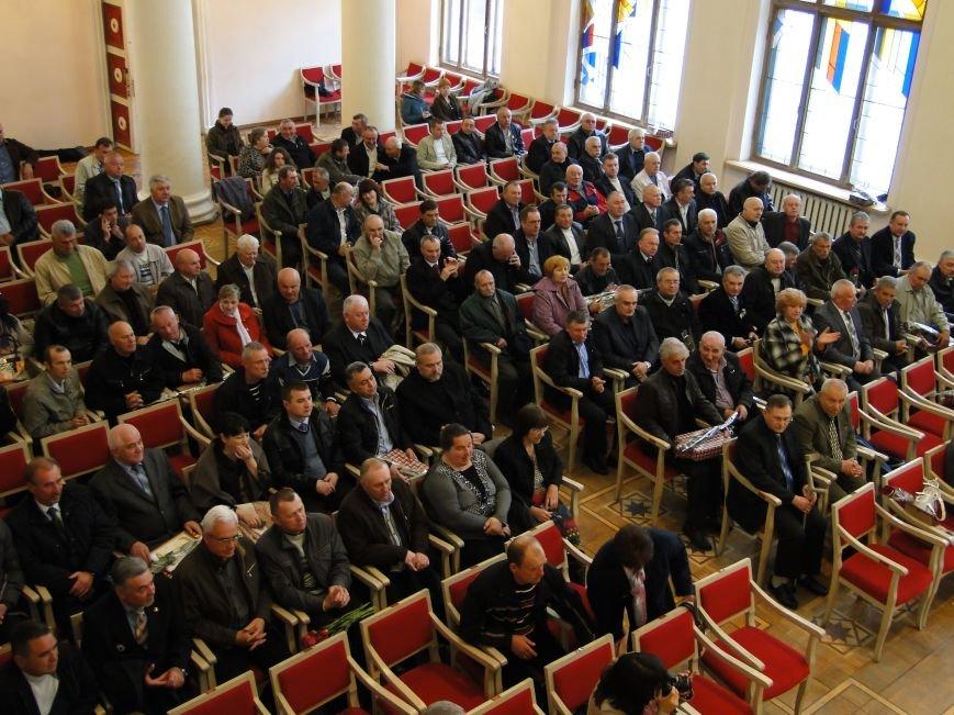 У Хмельницькому відбулися заходи вшанування 30-ої річниці трагедії на Чорнобильській АЕС (Фото) (фото) - фото 1
