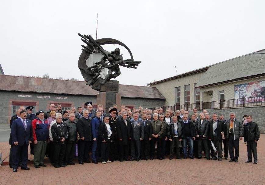 У Хмельницькому відбулися заходи вшанування 30-ої річниці трагедії на Чорнобильській АЕС (Фото) (фото) - фото 8