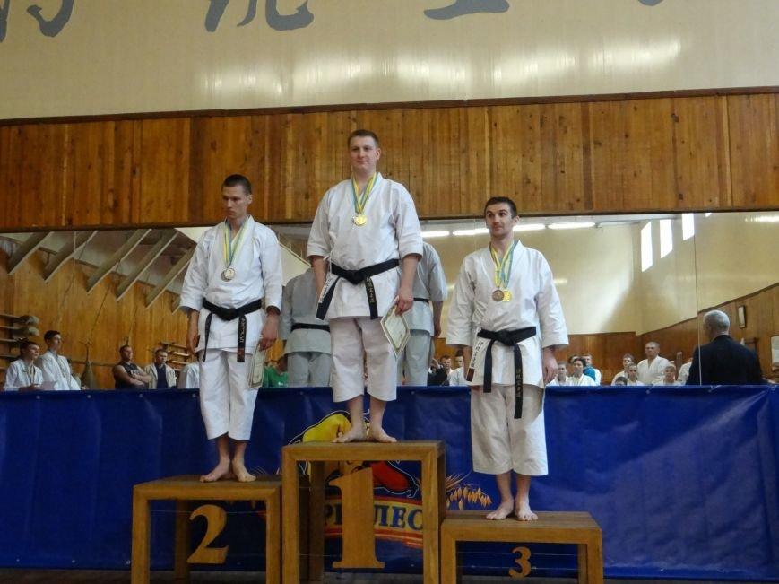 На Чемпионате Украины по каратэ-до криворожкие спортсмены завоевали 14 призовых мест (ФОТО), фото-1