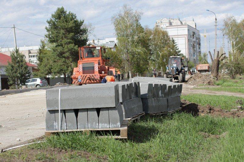 Власти следят за ходом ремонтных работ на Гагарина (ФОТО) (фото) - фото 1