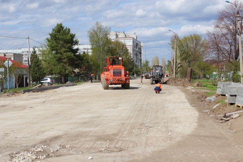 Власти следят за ходом ремонтных работ на Гагарина (ФОТО) (фото) - фото 3