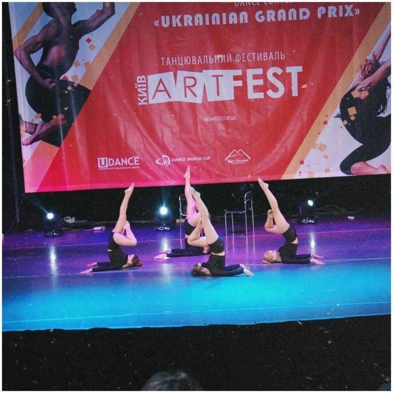 Житомирянки победили в танцевальном фестивале «Киев арт фест 2016», фото-2