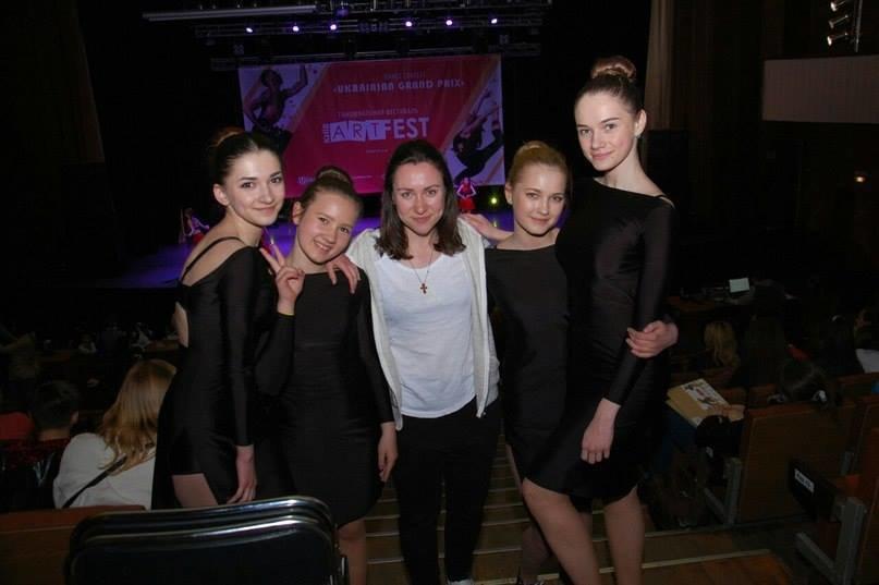 Житомирянки победили в танцевальном фестивале «Киев арт фест 2016», фото-4