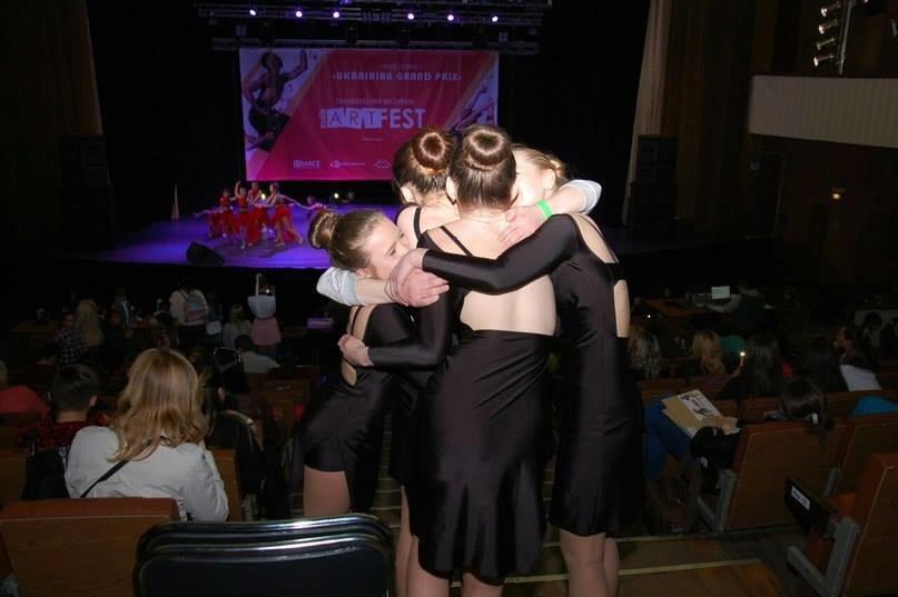 Житомирянки победили в танцевальном фестивале «Киев арт фест 2016», фото-5