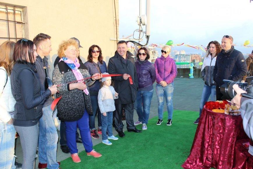 В Одессе появилась новая смотровая площадка (ФОТО) (фото) - фото 1