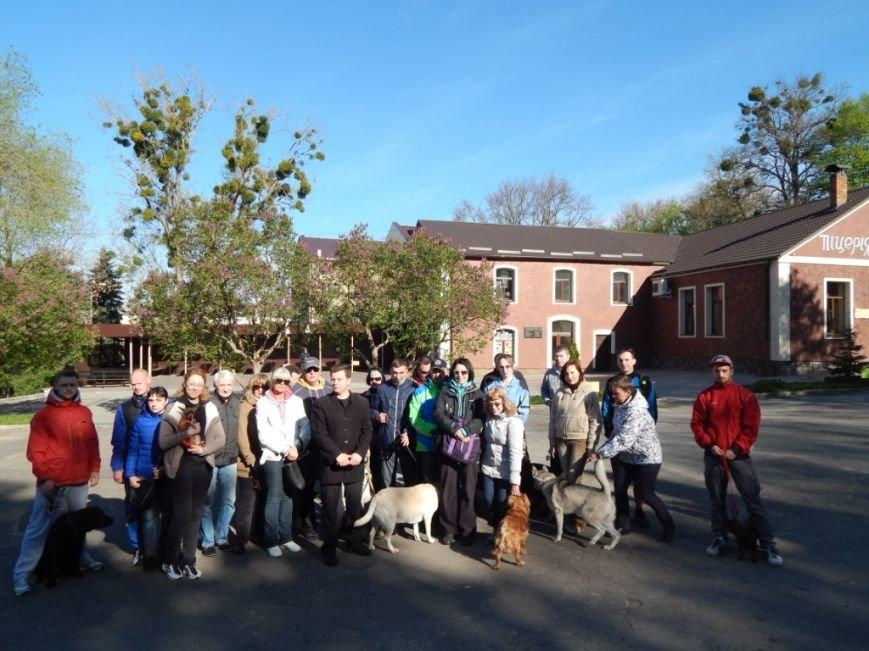 У Рівненському парку Шевченка власники прибиратимуть за своїми собаками (фото) - фото 1