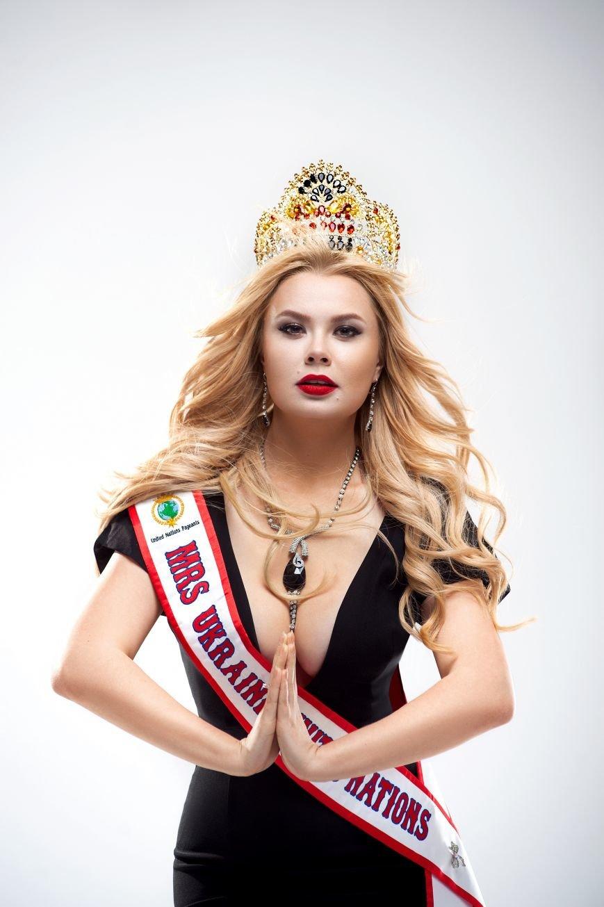 В конкурсе красоты ООН Украину представит киевлянка (фото) - фото 1