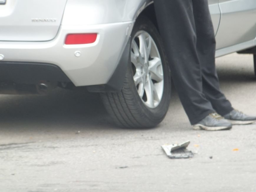 В Кировограде произошло тройное ДТП с участием маршрутки. ФОТО (фото) - фото 1