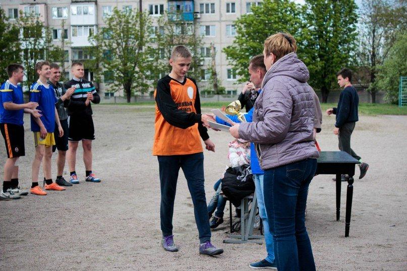 В Красноармейске (Покровске) определены лучшие футболисты (фото) - фото 4
