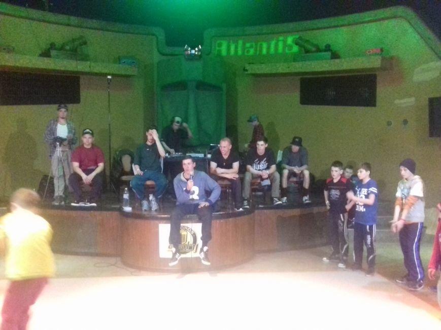 В Бердянске прошел детский батл по хип-хопу и брейкингу (ФОТО), фото-5