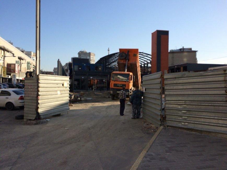 """Что строят в центре Днепропетровска возле """"Мост-Сити"""" (ФОТО), фото-7"""