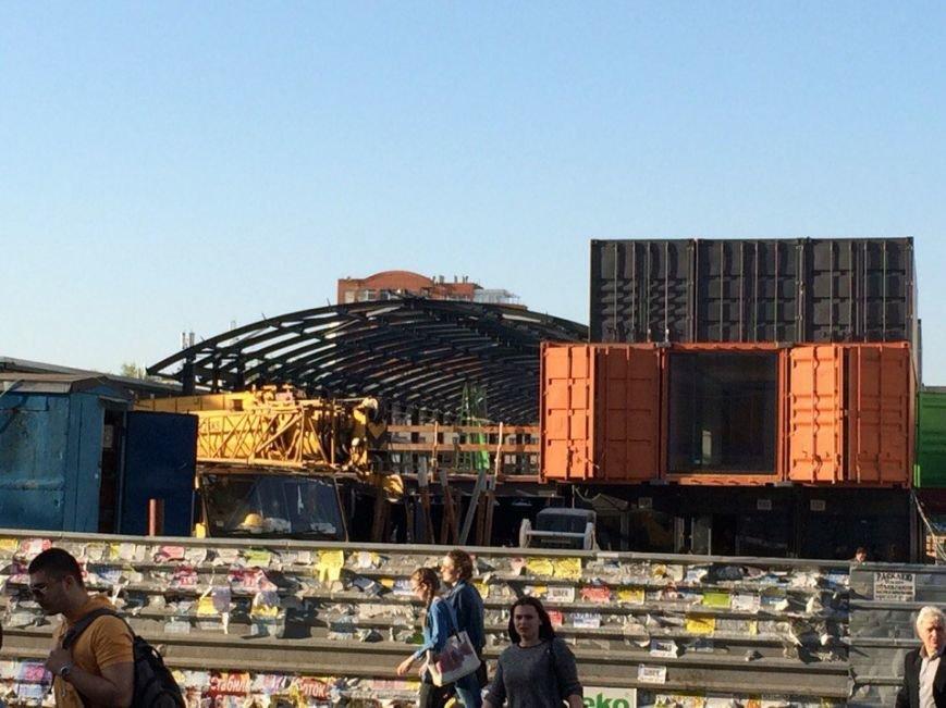 """Что строят в центре Днепропетровска возле """"Мост-Сити"""" (ФОТО), фото-1"""