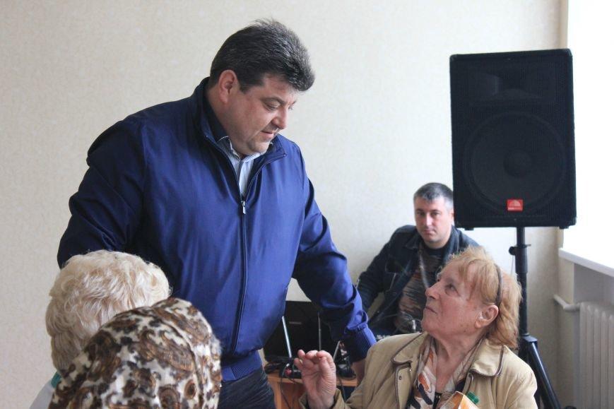 Ветераны Бахмута под защитой «ДАРа», фото-7